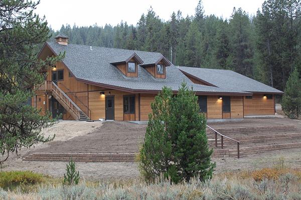 Camp Barn