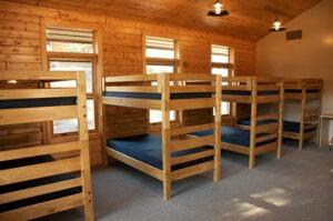Cabin Interior Bunks