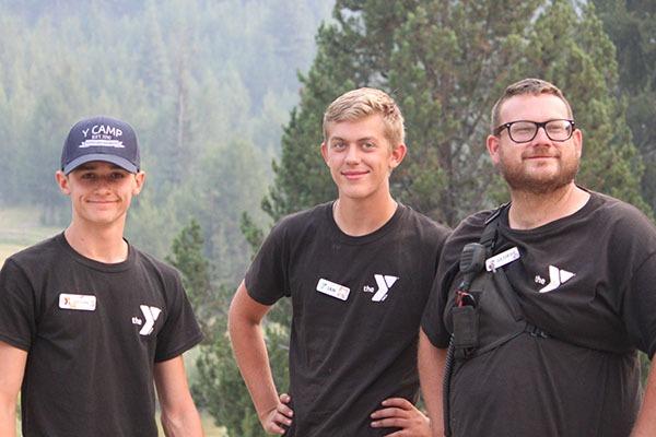 Y Camp Staff