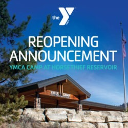 YMCA Camp at Horsethief Reservoir Will Open Camps This Summer