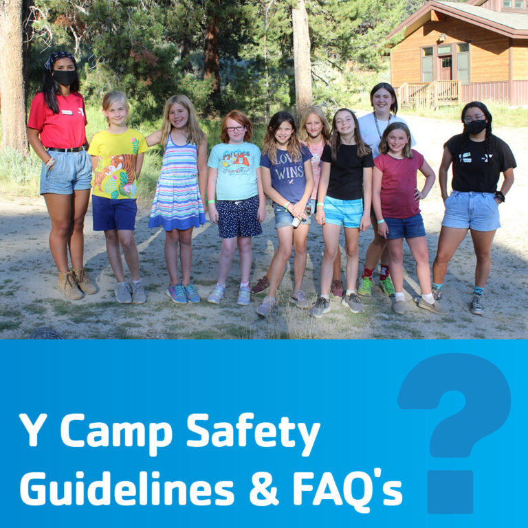 Y Camp Safety Guidelines & FAQ's